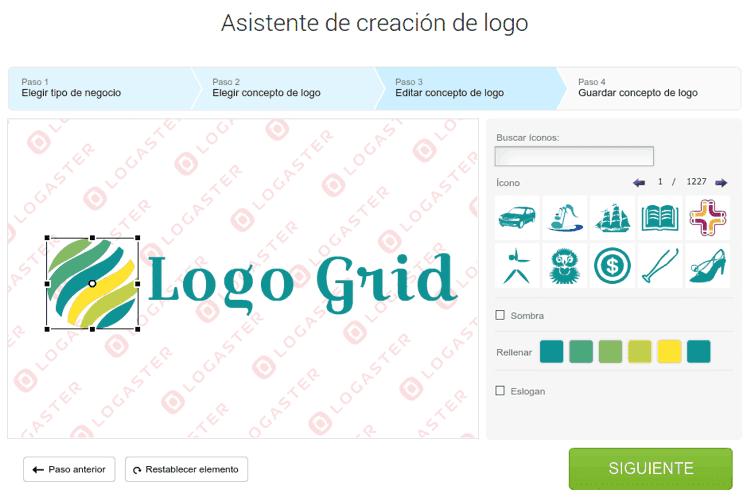Crear un logo para tu blog con Logaster