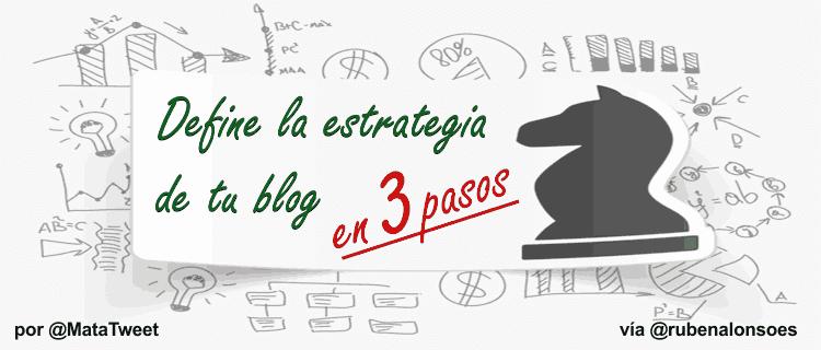 Cómo definir la estrategia de tu blog en 3 pasos f2c07f3259110